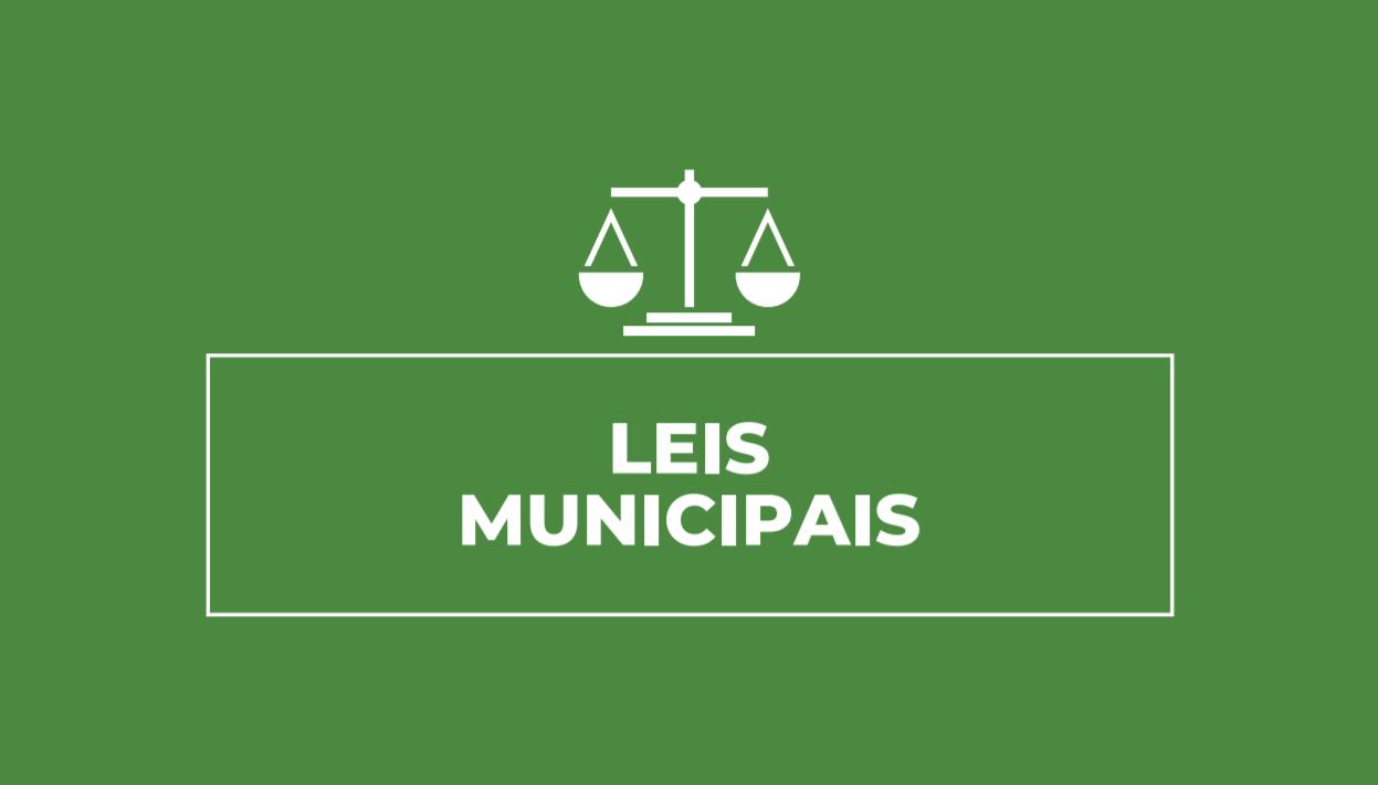 Leis Municípais